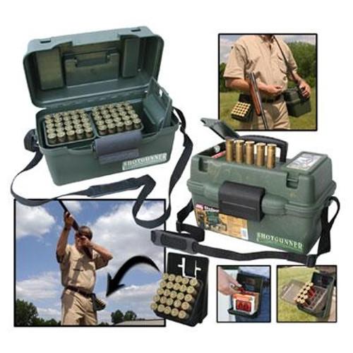 12 GA 100Rd Shotshell Hunter Case