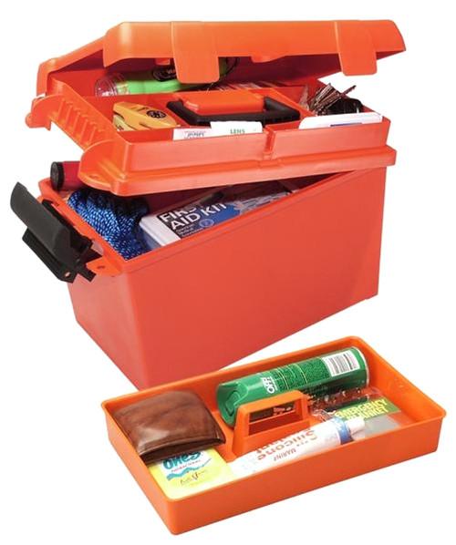 Sportsmen's Plus Dry Box Orange