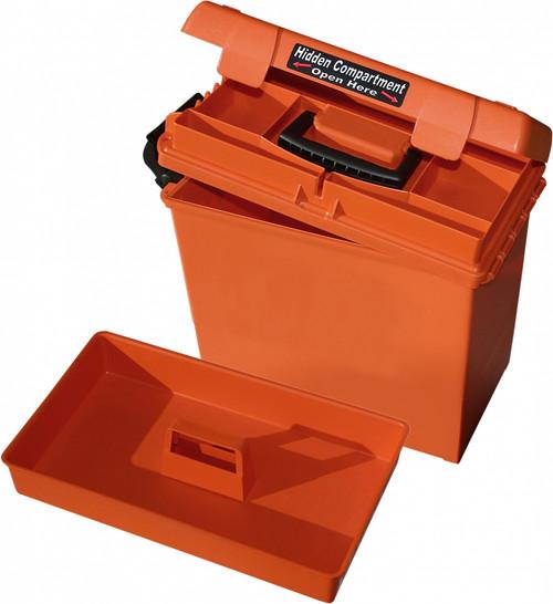 Sportsmen'S Plus Med/Dry Box Orange