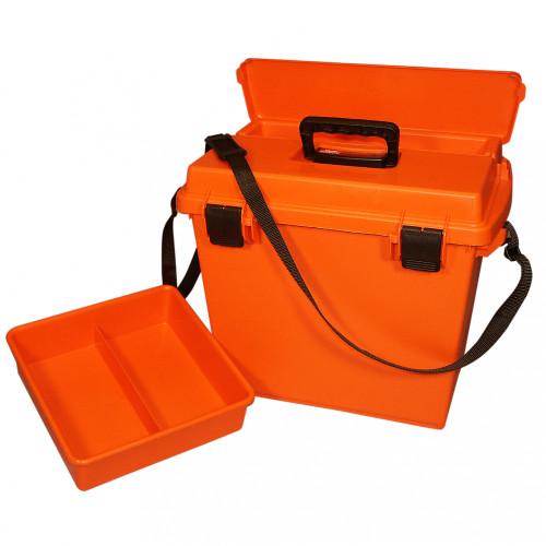 Sportsmen's Plus Utility Box Orange