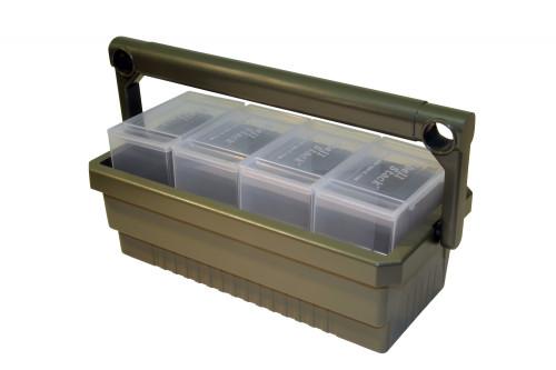 Shotshell Box Caddy W/4 SS25S