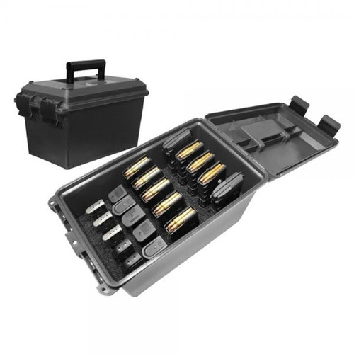 Tactical Mag Can Le Holds 10/AR Mags & 10/HG Mags