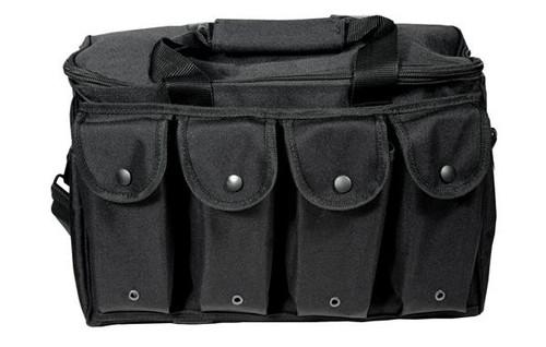 "Tactical Shooter'S Bag 15 X 12 X 11"" Black"
