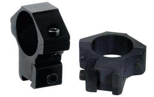 "Premium 1"" Mid-Profile Airgun/22 Ring"