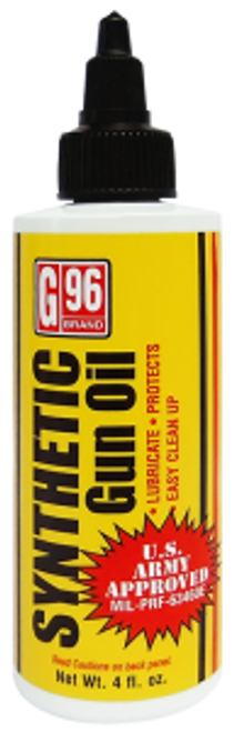 Synthetic CLP Gun Oil 4 FL OZ