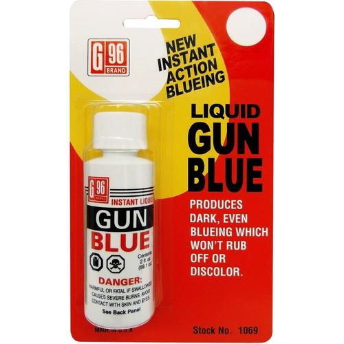 G96 Liquid Gun Blue 2 OZ