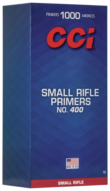 400 Small Rifle Primers (Per/1000)