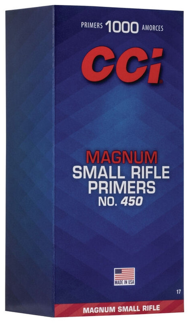 450 Small Rifle Magnum Primers (Per/1000)