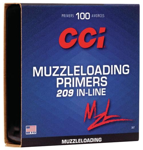 CCI 209 Muzzle Loading Primer Per/100
