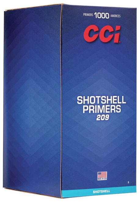 209 Shotshell Primers (Per/1000)