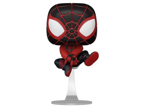 Funko POP Games: Marvel's Spider-Man Miles Morales Miles