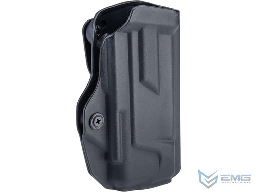 EMG .093 Kydex Holster w/ QD Mounting Interface for Hudson H9 Airsoft GBB Pistols