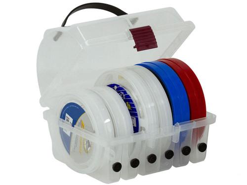Plano ProLatch® Leader Spool Line Box