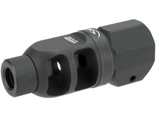 AMOEBA Airsoft Strike AS-01 Muzzle Break for AMOEBA Striker Sniper Rifle (23mm Clockwise)