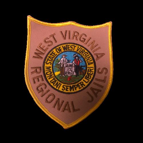 West Virginia Regional Jails Patch