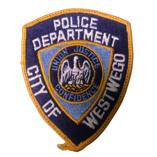 Police Department City of WestWego