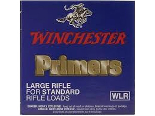 Large Rifle Primers Per/M WIN-WLR