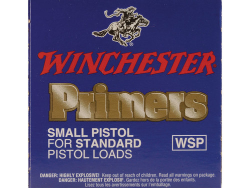 Small Pistol Primers Per/M WIN-WSP