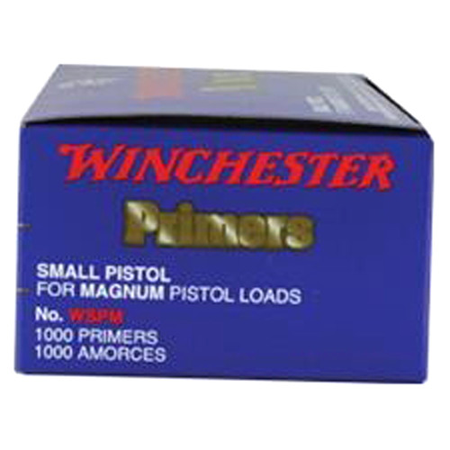 Small Pistol Mag Primers Per/M WIN-WSPM