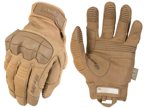 Mechanix Wear M-Pact 3 Tactical Gloves (Color: Coyote)