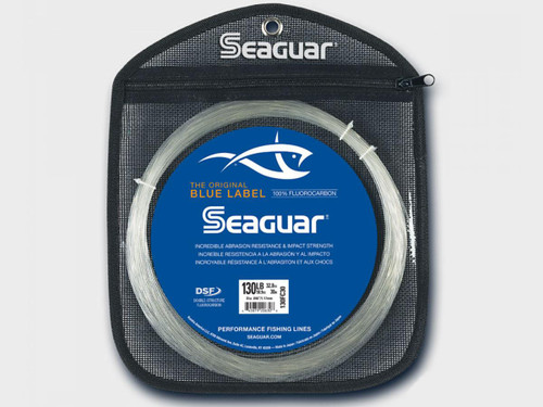 Seaguar Blue Label Big Game Fluorocarbon Leader Material
