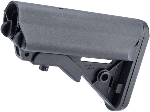 B5 Systems Enhanced SOPMOD Mil Spec Stock w/ Built In Quick Detach Mounts (Color: Black)