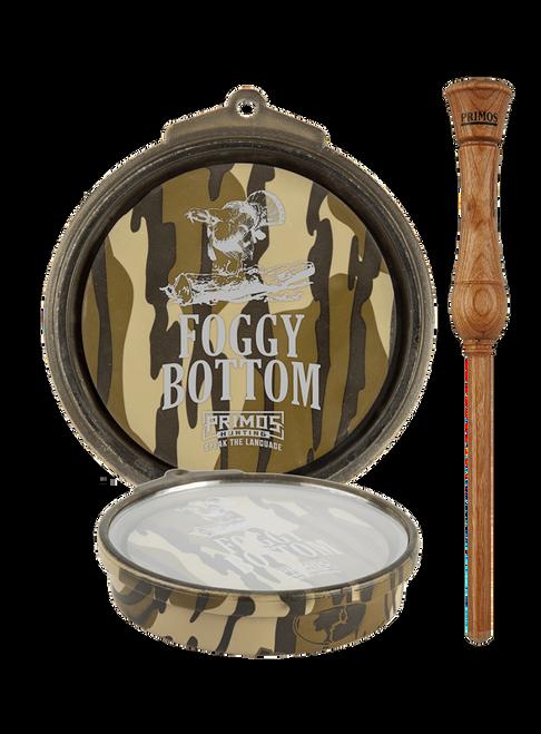 Glass Foggy Bottom Bottomland Pot Call