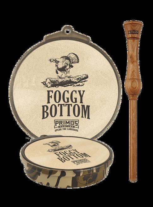 Frictionite Foggy Bottom Bottomland Pot Call