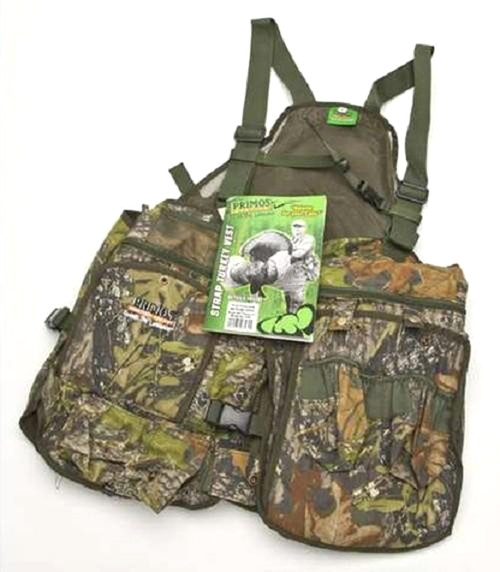 Strap Turkey Vest RTX-Green XL/2XL