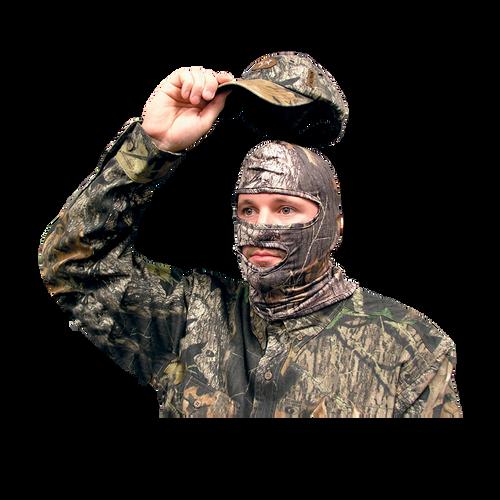 Stretch Fit Face Mask Full Hood/Monbu