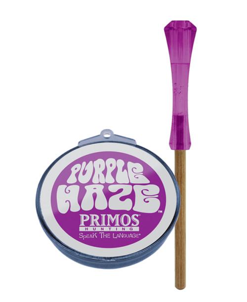 Purple Haze Crystal Pot Call