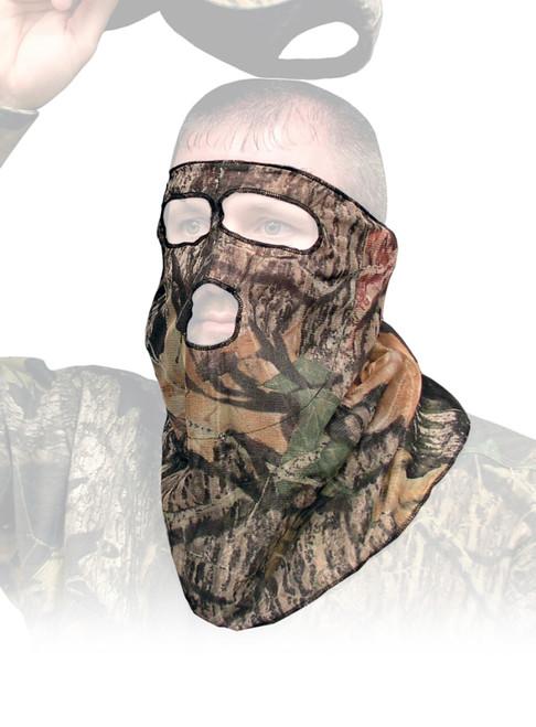 Ninja 3/4 Mask Mobu Mesh