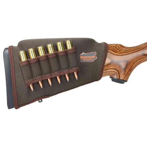 Comb Raising Kit W/ Rifle Loops Brown