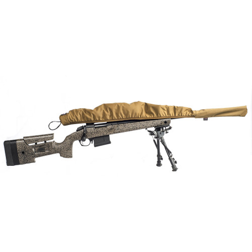 "Rapid Rifle Cover Small 25""-27.5"" Coyote"