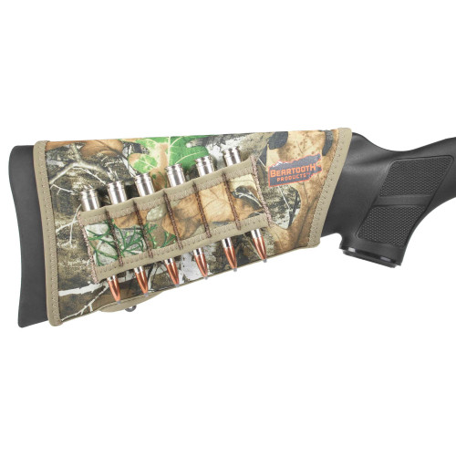 Stock Guard W/ Rifle Loops Realtree Edge