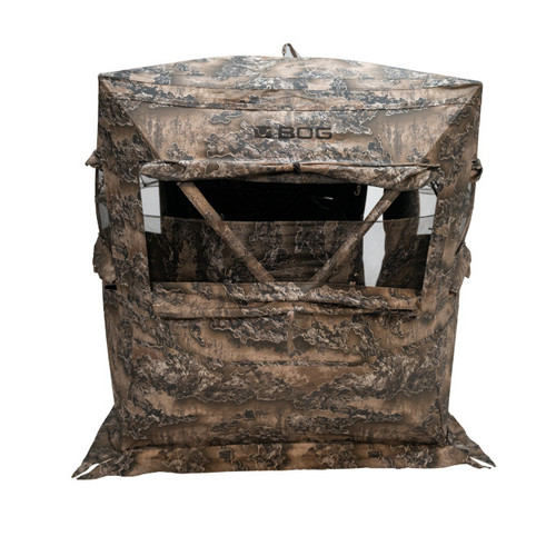 Sitting Hub Blind Realtree Excape Camo