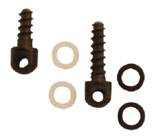 "Grovtec 1 EA 1/2"" & 3/4"" Wood Screws"
