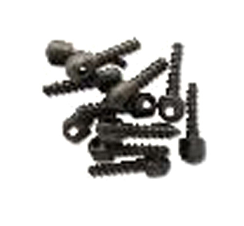 "Grovtec 3/4"" Wood Screw 48/Pkg"