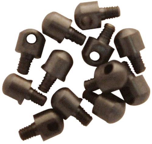 "Grovtec 1/4"" Machine Screws 12/Pkg"
