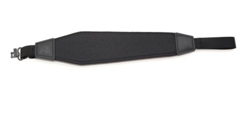 Grovtec Padded Nylon Sling W/Swvels Black