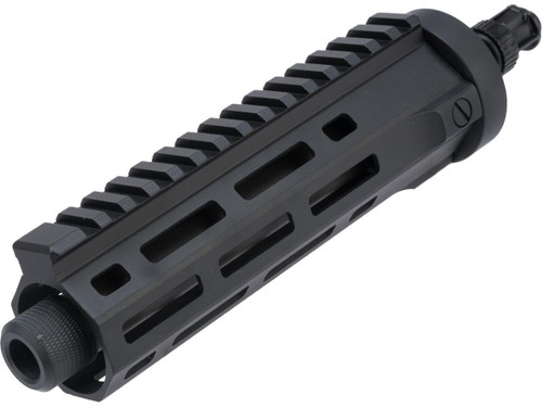 """ARES Quick-Change M-LOK Handguard for M45 Series Airsoft AEGs (Color: Black / 7"""")"""