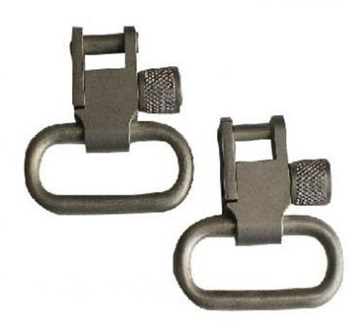 "Grovtec 1.25"" Locking Swivels Nickel"