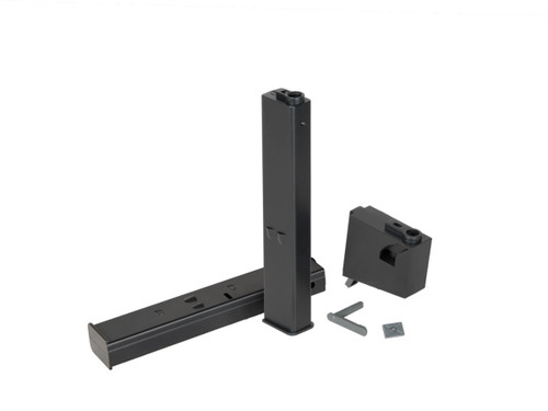 9MM STYLE 45RDS MAGAZINE + ADAPTOR KIT (FOR M4)