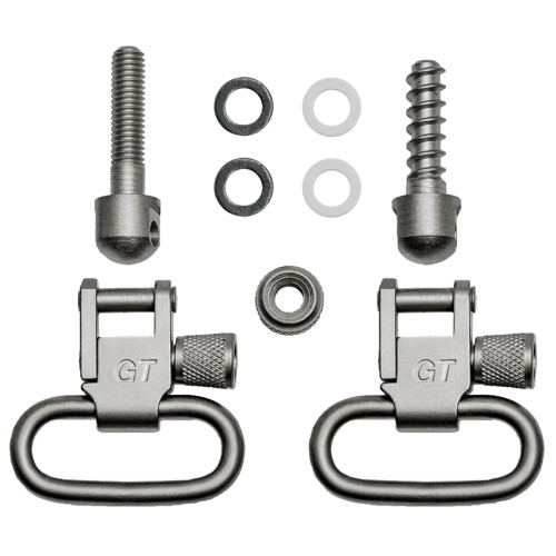 Grovtec Machine & Wood Screw Nk/Swivel Set