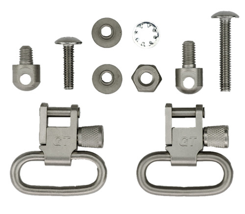 Grovtec Ruger AW Stock Swivel Set