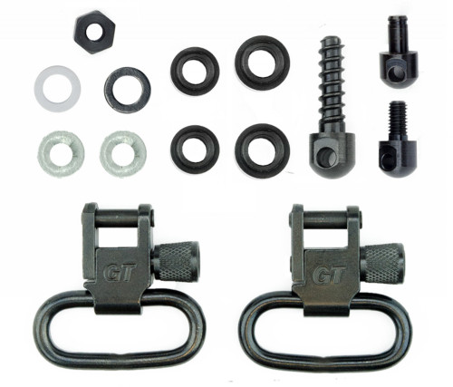 Pump & Auto W/Forend Studs Swivel Set