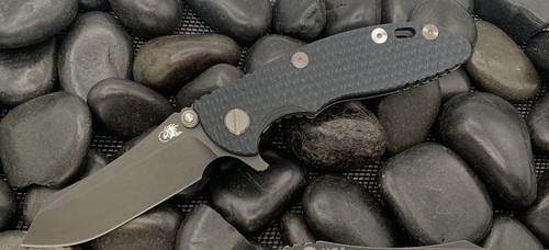Hinderer XM-18 3.0 Tri-Way Skinner Battle Black