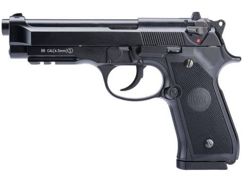 KWC 4.5mm / .177 CO2 Blowback Select Fire M92A1 Pistol