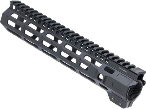 Midwest Industries Combat Rail M-LOK Handguard for AR-15 Rifles (Black)