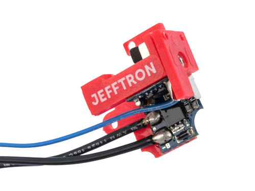JeffTron Active Brake V2 for Airsoft AEGs